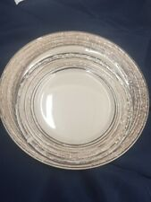 Thomson Pottery BIRCH Dinner Plate AND Salad Plate Sale! Brown