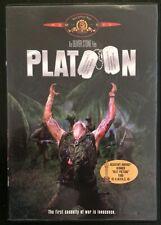 Platoon (Dvd, 2000) Charlie Sheen 00002Ff3 , Willem Dafoe, Tom Berenger, Oliver Stone