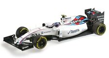 Williams Mercedes FW37 No. 77 Fórmula 1 2015 (Dario Bottas)