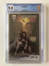 Avengers #39 CGC 9.8 beautiful InHyuk Lee cover ENTER THE PHOENIX