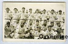 DOMINICAN BASEBALL Santiago 1948 PLANE CRASH Photo Latin TRUJILLO ERA Escalante