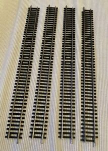 Hornby R601 Double Straight Track X4