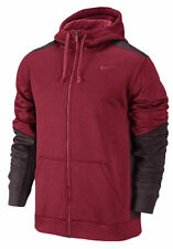 NIKE New ThermaFit KO Chainmaille Full Zip Hooded Sweatshirt 597791-687 Mens 2XL