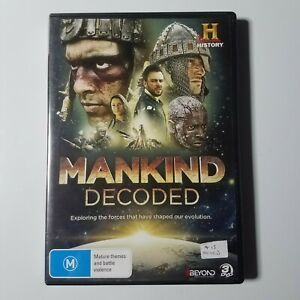 Mankind Decoded | DVD TV Series | *Region 3* | History | Henry Louis Gates Jr.