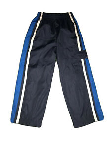 Russell Children's Sweatpants Blue with White Stripe - Size 8 New!