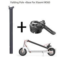 Folding Pole + Base Replacement Spare Parts For Xiaomi M365 Electric Scooter
