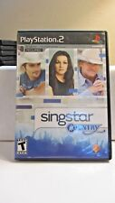 SingStar: Country (Sony PlayStation 2, 2008) FREE SHIPPING