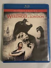 An American Werewolf in London Blu-ray - Restored Edition. A John Landis Film.