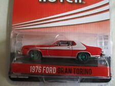 John Wick - 1969 Ford Mustang Boss 429 Greenlight Hollywood 1 64