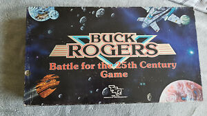 TSR Buck Rogers - Battle for the 25th Century SW, Game Brettspiel from 1988, TOP