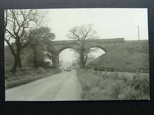 Cheshire Macclesfield BRIDGE at NORTH RODE NSR c1950s Photographic Print