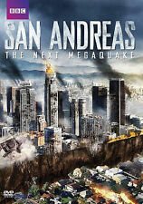 San Andreas - The Next Megaquake  (DVD, 2015)   from the BBC