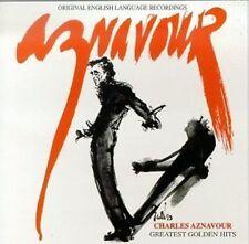 Charles Aznavour - Greatest Golden Hits [New CD]