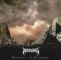 Tempest of Torment  Relentless  Audio CD