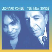 LEONARD COHEN - TEN NEW SONGS   VINYL LP NEW!