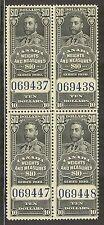 Canada #FWM71, 1930 $10 King George V - Weights/Measures Revenue, B4 Unused NH
