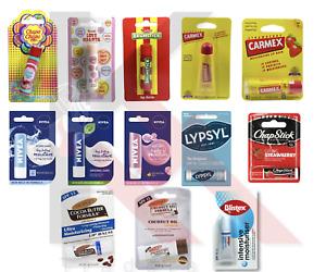 Blistex Nivea Chapstick Lasting Moisturising Lip Balm Stick Dry Chapped Lip Care