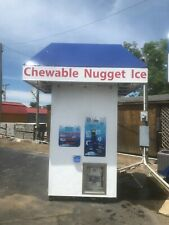 Chewable Nugget Ice Vending Machine