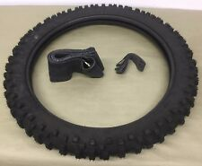 HONDA XR250R 1984–2004 Front Tire w/ Heavy Duty Tube + Rim Strip 80/100x21 XR