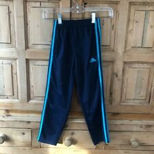 New listing Boys 7 Adidas Sweatpants Blue and turquoise