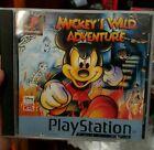 Mickey's Wild Adventure PS1 SONY PLAYSTATION 1 �� ���� FREE POST