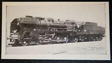 SNCF  Class 141-P   Steam Locomotive  Vintage Photo Card  VGC
