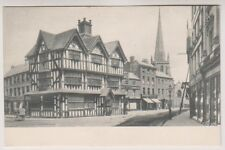 Herefordshire postcard - Hereford, High Street (A38)