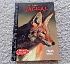 Day of the Jackal DVD #5 Natural Killers Predators Close-up