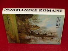 "[ZODIAQUE ART ROMAN] NORMANDIE ROMANE * Collection  ""La Nuit des Temps"".-25 1975"