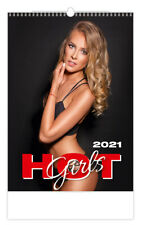 Hot Girls Erotik Kalender 2021 Wandkalender Wall Calendar N161 31x45cm