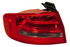 Audi A4 2012-Rear Light Left Passenger Ns Lh Nearside