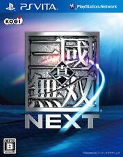 Used PS Vita Dynasty Warriors Shin Sangoku Musou NEXT Japan