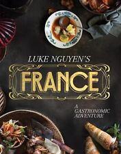 LUKE NGUYEN'S FRANCE - NGUYEN, LUKE - NEW HARDCOVER BOOK