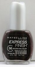 Maybelline Express Finition Vernis à Ongles - Prune Intense 210