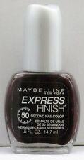 Maybelline Express Finish Nail Polish - Plum Intense 210
