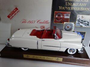 Danbury Mint 1953 Cadillac Eldorado Convertible Large 1:16 Scale Diecast Car