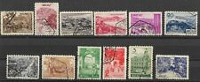MACAU 1948 Pictorial definitive set Scott #324-335 used (25¢ combined shipping)
