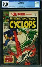 X-Men #45 CGC 9.0 -- 1968 -- Magneto. Cyclops battles Quicksilver #2035505007