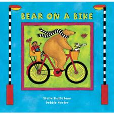 Barefoot Books Bear on a Bike - Board Book