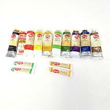New listing Utrecht Oil Paints Lot of 14 Tubes of Professional Quality Oil Colors 37 Ml