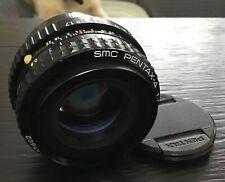 SMC PENTAX-A 50mm 1:1 .7 lente principal con montaje PENTAX K En Muy Buen Estado