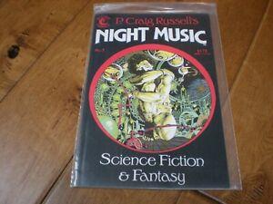 NIGHT MUSIC #1 (1984 Series) Eclipse Comics 'P. Craig Russell' VF/NM RARE!!!