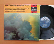 SFL 14040 Alexander Petrow Plays Beethoven Mozart Schubet etc Fontana Stereo NM