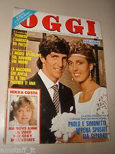 OGGI=1981/37=PAOLO ROSSI=SALVATORE ACCARDO=CEZARY MORAWSKI FILMPAPA=NIKKA COSTA=