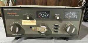 Vintage Heathkit  Antenna Tuner Model SA-2060A Ham Radio (RL)