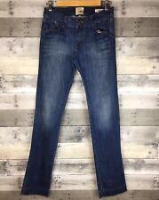 Dylan George Womens Size 28 Jeans Jezebel Straight Leg Dark Wash Long