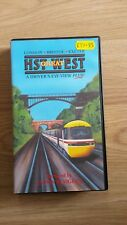 HST Great West VHS Video