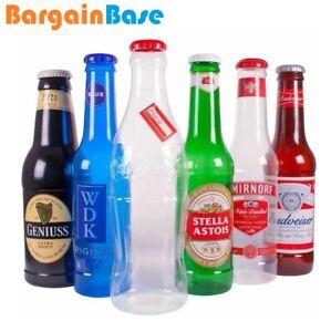 Large Money Coins Savings Plastic Bottle Box Pot Piggy Bank Coke Cola xmas Gift