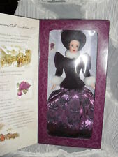 Holiday traditions Hallmark Barbie by Mattel 1996