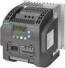 Siemens Basic Converter 6SL3210-5BB21-1AV0 SINAMICS V20 1 phase 1.1 Kw  6 A